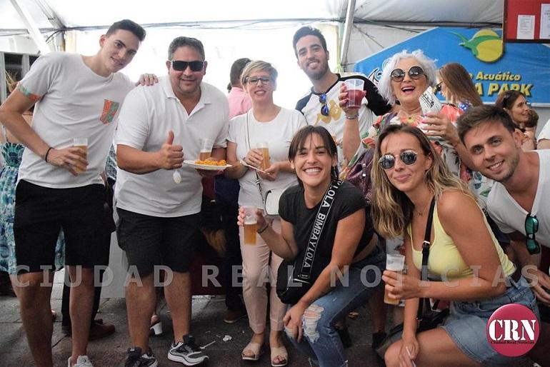 Ciudad Real Programación para hoy, lunes 20 de agosto, de la Feria y Fiestas 2018 en honor a la Virgen del Prado