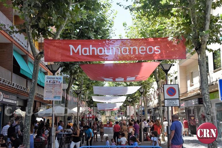 Ciudad Real Prosiguen los Bailes del Vermú y los Mahouñaneos con gran participación ciudadana