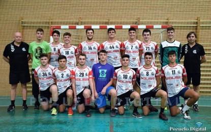 Comienza el espectáculo del mejor balonmano provincial con el Trofeo Diputación