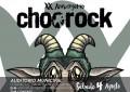 Corral de Calatrava celebra el XX aniversario del Festival Choorock con Siniestro Total, Tierra Santa y Sexy Zebras como cabezas del cartel