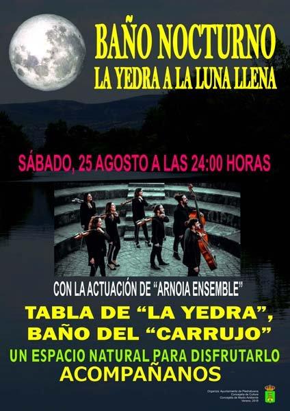 La Yedra a la luna llena