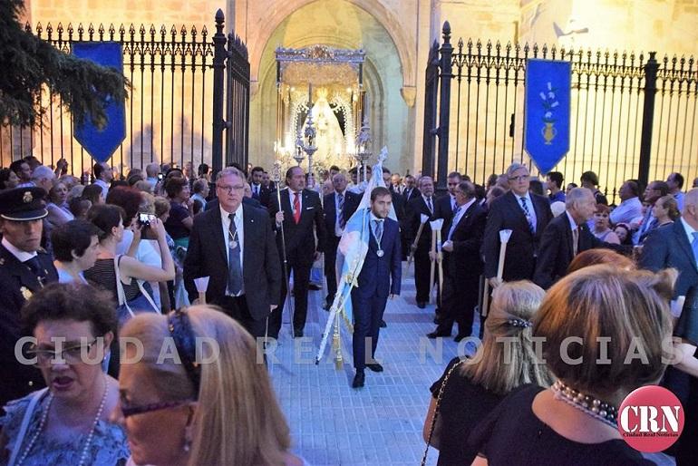 Virgen del Prado, patrona de Ciudad Real