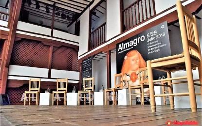 Almagro: El Festival Internacional de Teatro Clásico ha abierto la convocatoria para la presentación de propuestas para la 42 edición del festival