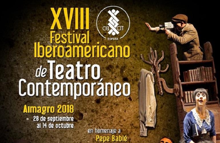 Almagro Este viernes arranca la XVIII Edición del Festival Iberoamericano de Teatro Contemporáneo con la actuación de Amancio Prada