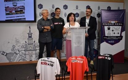 """Ciudad Real: 450 Atletas se darán cita este fin de semana en la """"Ciudad Real Fitness Challenge 2018"""""""