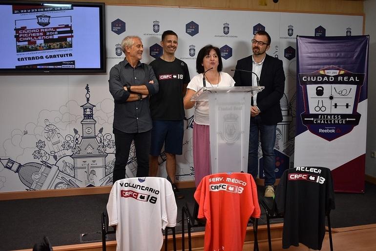 Ciudad Real 450 Atletas se darán cita este fin de semana en la Ciudad Real Fitness Challenge 2018