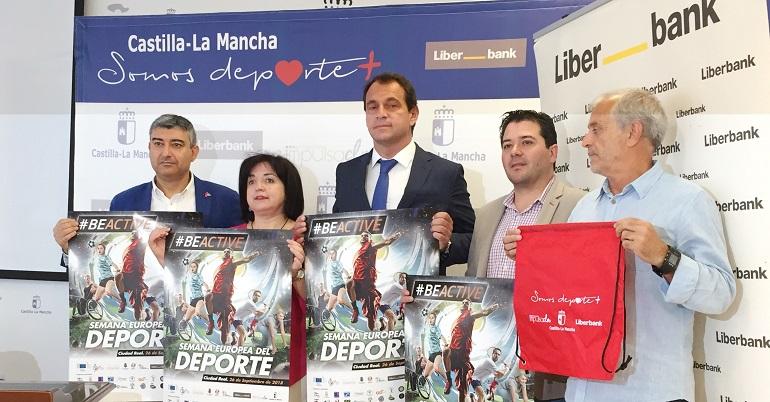 Ciudad Real celebrará la IV Semana Europea del Deporte