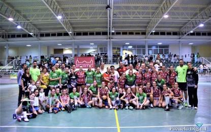 Comienza la liga, comienza el mejor espectáculo del balonmano nacional en Pozuelo de Calatrava y Bolaños