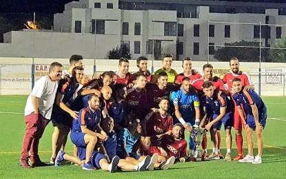 """El Almagro CF se se alza con el """"LI Trofeo de la Uva y el Vino de Daimiel"""""""