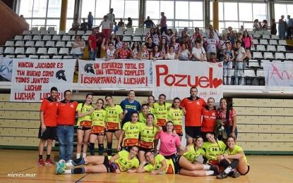 El Soliss BM Pozuelo y el Vino Doña Berenguela BM Bolaños suman sus dos primeros puntos en liga
