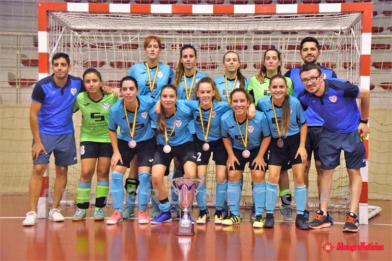 Final Trofeo Diputación FSF 01092018092