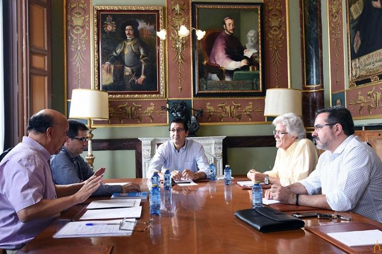 La Diputación Provincial de Ciudad Real analiza la disminución de población en la provincia