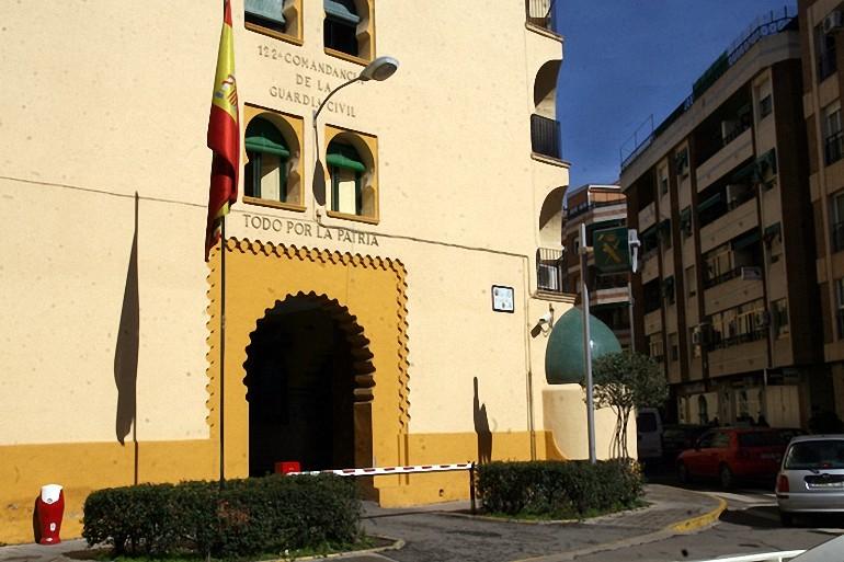 La Guardia Civil detiene a una banda, con base en Ciudad Real, que se desplazaba a otras provincias para cometer sus robos