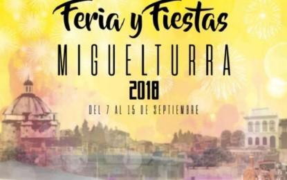 Miguelturra: Feria y Fiestas 2018 en honor a la patrona, la Virgen de la Estrella