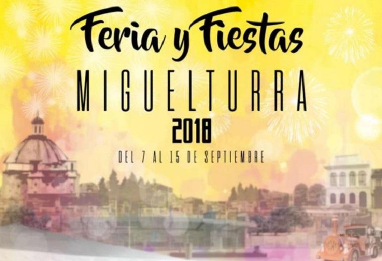 Miguelturra Programación de la Feria y Fiestas 2018 en honor a la patrona, la Virgen de la Estrella