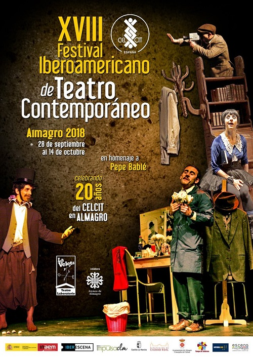 XVIII festival Iberoamericano de Teatro Contemporaneo de Almagro