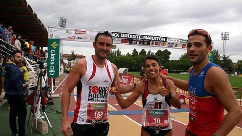 Ciudad Real Más de 1.100 corredores participarán en la XXIII Edición del Quixote Maratón este fin de semana