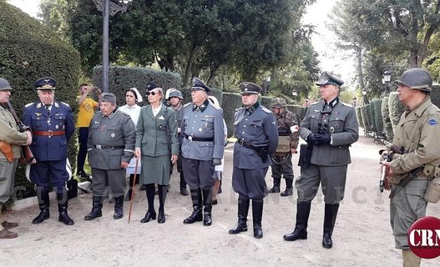Ciudad Real revivió la historia este fin de semana en el Parque de Gasset
