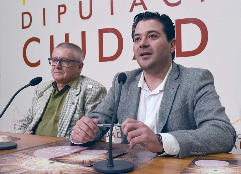 David Triguero presentó la 33 edición del Encuentro de Poesía Española de Almagro