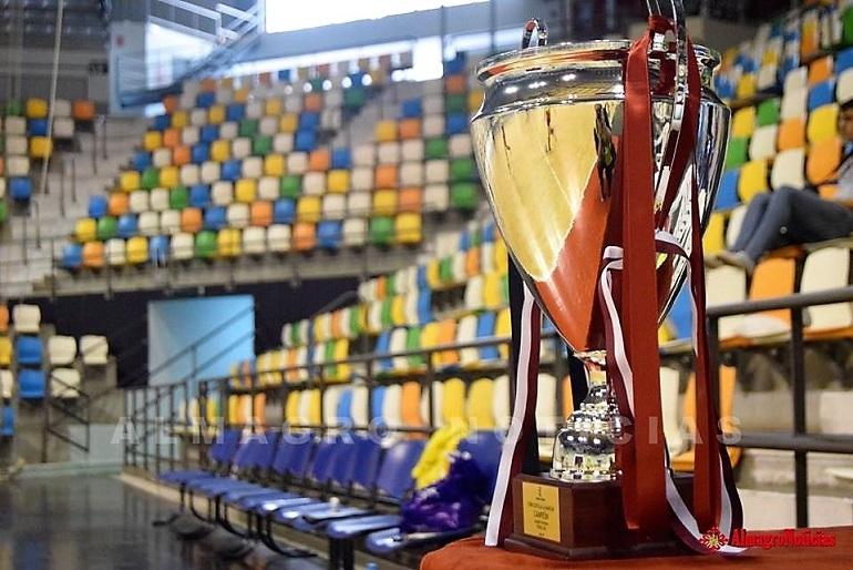 El Almagro FSF no pudo con el Chiloeches en la final del Trofeo Junta de Comunidades