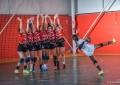 El Soliss BM Pozuelo continúa invicto una semana más tras empatar a 26 con el Urci Almería en el feudo espartano