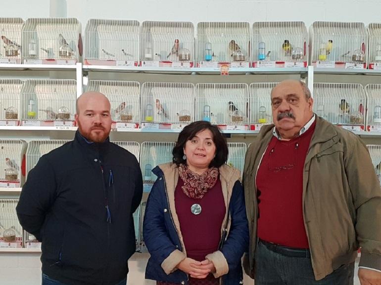 Ciudad Real celebra la XL Edición del Concurso-Exposición de Ornitología
