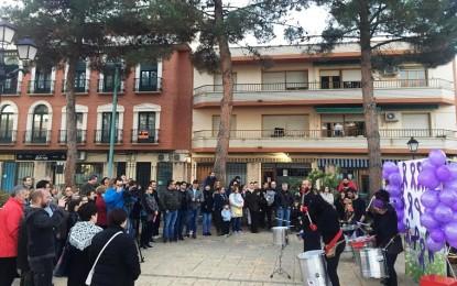 """El PSOE de Pozuelo de Calatrava ha dicho """"No a la Violencia de Género"""""""