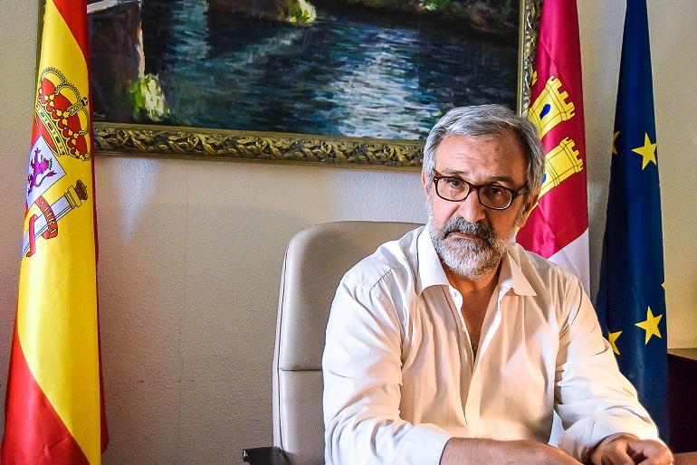 El alcalde de Alde del Rey desmiente que Ciudadanos haya presentado una propuesta para bajar el IBI