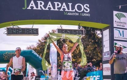 Gemma Arenas consigue repóker de victorias en el Maratón Alpino Jarapalos
