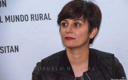 """Isabel Rodríguez: """"Los españoles están más interesados que resolvamos sus problemas a que convoquemos unas elecciones en el BOE"""""""