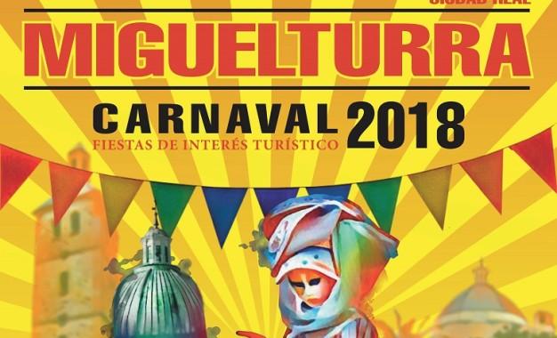 Miguelturra: Convocado el Concurso del Cartel Anunciador del Carnaval 2019