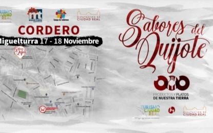 """Miguelturra celebra este fin de semana una nueva edición de """"Sabores del Quijote"""" con el cordero """"como producto de nuestra tierra"""""""