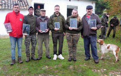 Piedrabuena: César Muñoz Pintado se proclama vencedor del Campeonato Provincial de Caza Menor con Perro de Ciudad Real