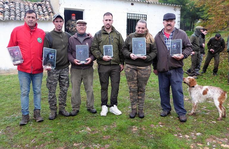 Piedrabuena César Muñoz Pintado se proclama vencedor del Campeonato Provincial de Caza Menor con Perro de Ciudad Real
