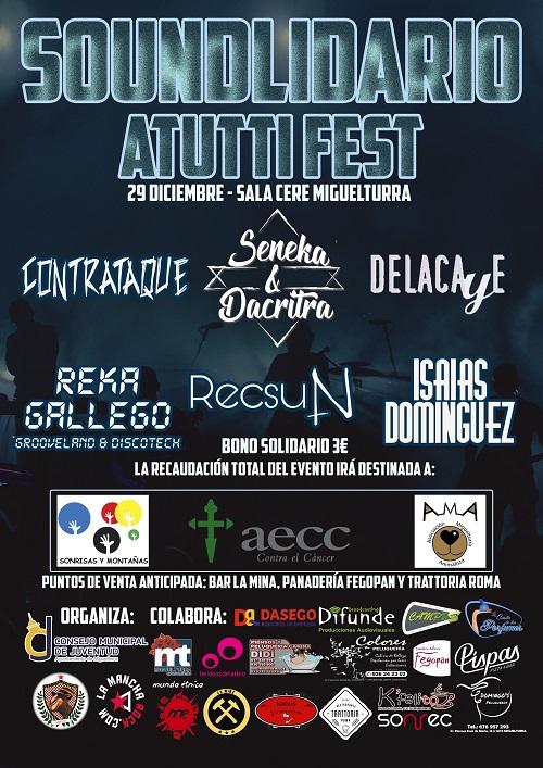 """""""Soundlidario Atutti Fest"""""""