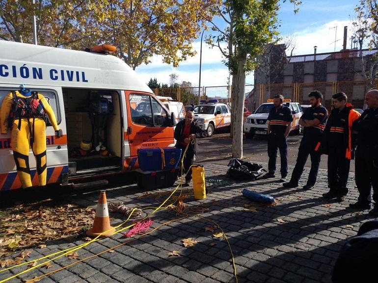 Ciudad Real Protección Civil ha celebrado este fin de semana las II Jornadas de Emergencia