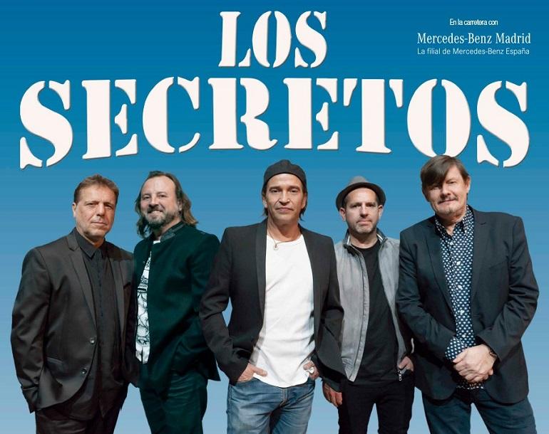 Ciudad Real celebra los 40 Años de la Constitución con el concierto de Los Secretos este miércoles en la Plaza Mayor