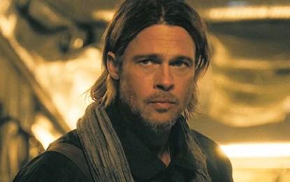 """El Aeropuerto de Ciudad Real será el escenario de la segunda entrega del film """"Guerra Muncial Z"""" protagonizada por Brad Pitt"""