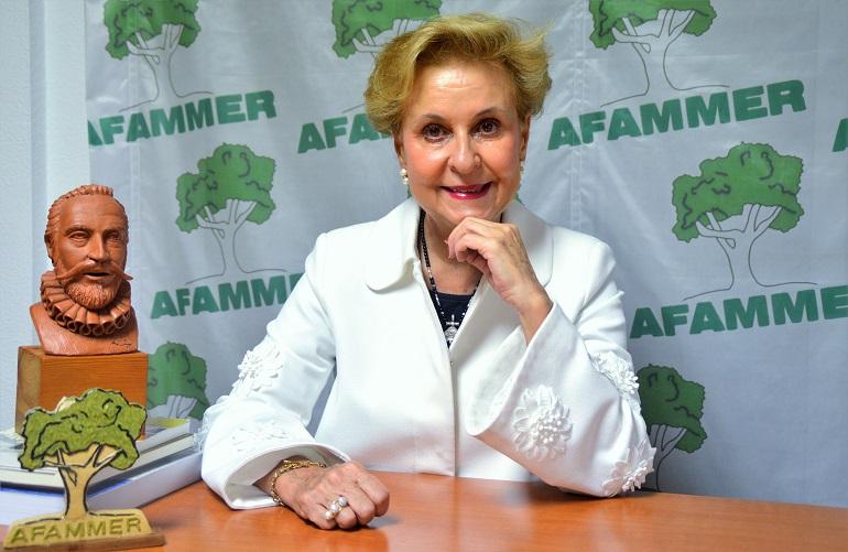 AFAMMER y CMN firman un convenio para respaldar a las mujeres del medio rural, así como a las mujeres emprendedoras de negocios