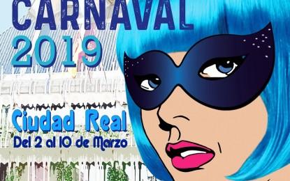 """Ciudad Real ya tiene cartel de los Carnavales 2019, """"Supercarnavalera"""""""