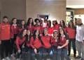 La selección de Castilla La Mancha Infantil Femenino de balonmano se alza con el bronce en el Campeonato de España