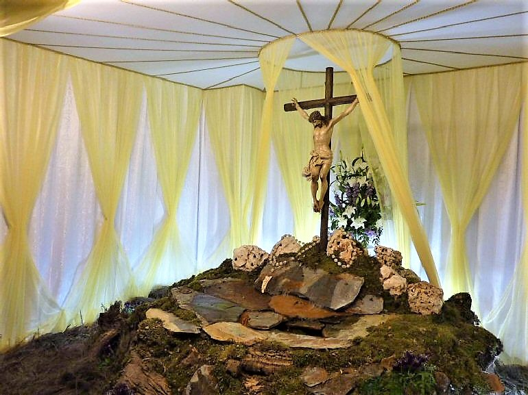 Las Cruces de Mayo de Piedrabuena estarán presentes en FITUR 2019