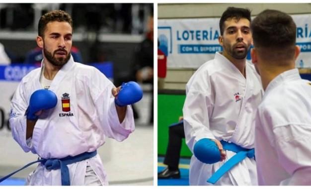 Matías Gómez consigue el oro en el Campeonato de España de Kárate