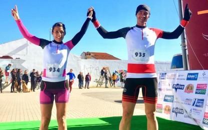 Agustín Luján y Gemma Arenas, vencedores del Alcolea Trail 2019
