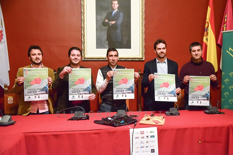 Almagro El Palacio de Valdeparaiso acogerá el I Congreso Nacional de Ex-Árbitros de Fútbol el próximo 22 y 23 de febrero
