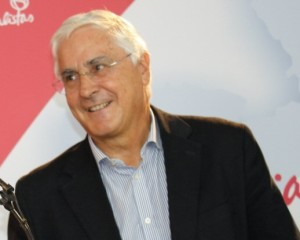Barreda castigado por Pedro Sánchez