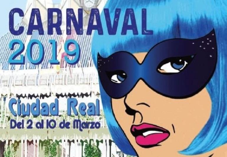 Ciudad Real El Pregón del Carnaval 2019 dará el pistoletazo de salida a las fiestas carnavaleras