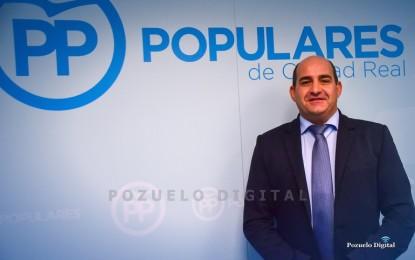 Julián Triguero Calle insta a la Diputación Provincial a ser más equitativa y no discrimine a Pozuelo de Calatrava en materia cultural
