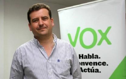 Ciudad Real: Ricardo Chamorro será el candidato de Vox al congreso en las generales