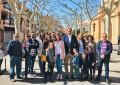 Miguelturra: Rosa Romero arranca la precampaña de los comicios del 28 de abril junto al candidato a la alcaldía miguelturreña Luís Ramón Mohíno